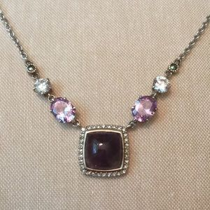 Swarovski Marcasite necklace